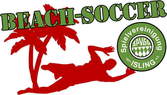 Beachsoccer Turnier Isling
